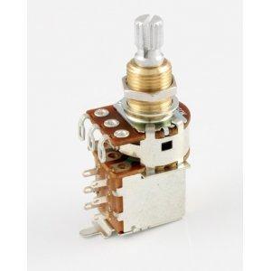 Bourns Audio Push-Pull Pot Split Shaft 250K