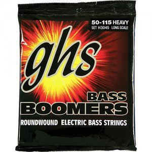 GHS Bass Boomers Heavy H3045 50-115