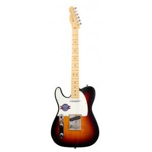 Fender American Standard Telecaster Left Hand 3 Tone Sunburst