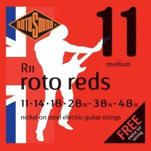 Rotosound Roto Reds 011-48 (R11)
