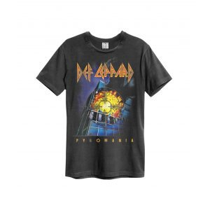 Amplified T-Shirt Def Leppard - Pyromania (ZAV210DLP)