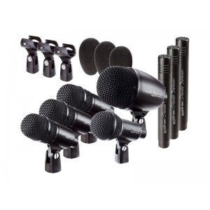 Prodipe DM8 Microphone Set