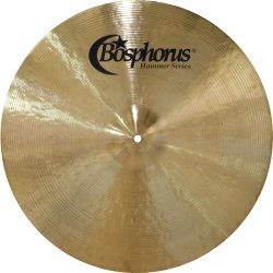 Bosphorus Hi-Hat Hard Hammered 14