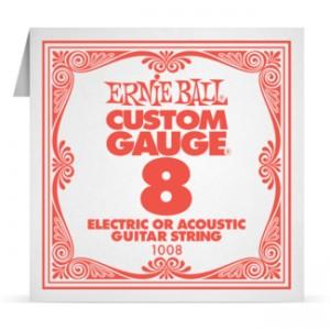 Ernie Ball Plain Steel Spare 008 (1008)