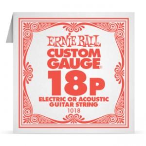 Ernie Ball Plain Steel Spare 018 Plain (1018)
