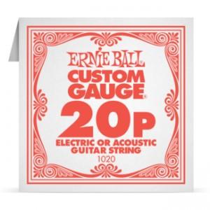 Ernie Ball Plain Steel Spare 020 Plain (1020)