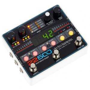 EHX 22500 Dual Stereo Looper