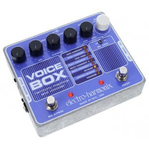 EHX Voice Box - Vocal Harmony Machine / Vocoder