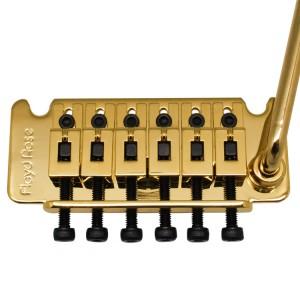Floyd Rose Tremolo Non-Fine Tuner Gold