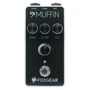 Foxgear Muffin Bass - Fuzz