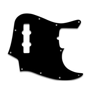 Jazz Bass American Std 3-Ply Black