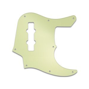 Jazz Bass 3-Ply Mint Green 22 Frets