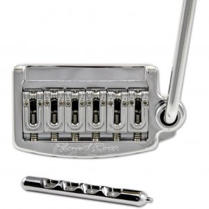 Floyd Rose Tremolo Rail Tail Narrow Nickel