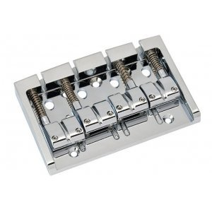 Gotoh Bass X-Tonal Bridge 4-String Chrome