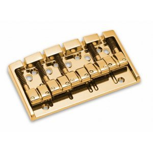 Gotoh Bass Multi Tonal Bridge 5-String Gold