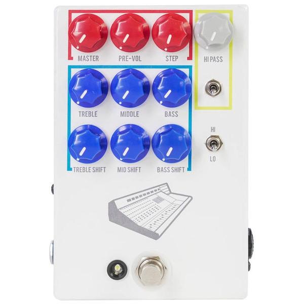 JHS Pedals Colour Box v2 - Preamp / EQ