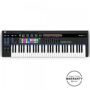 NOVATION 61 SL MKIII USB MIDI CONTROLLER 5 OCTAVE