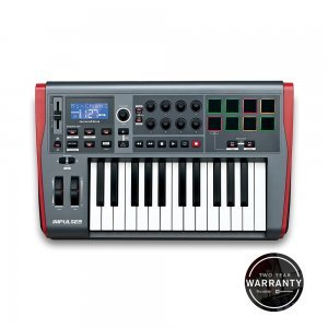 NOVATION IMPULSE 25 USB MIDI CONTROLLER 25 KEYS