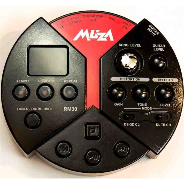 Muza Guitar Player Mate
