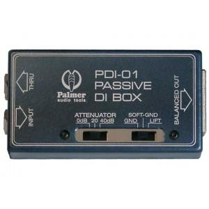 Palmer PDI-01 Passive DI Box