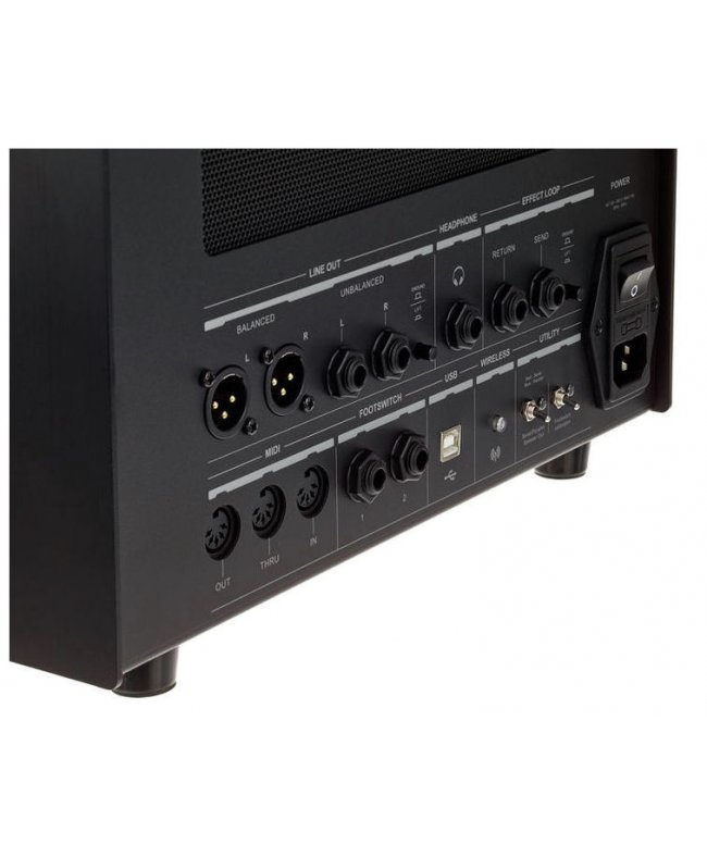Positive Grid Bias Head Processor Amp Match Amplifier