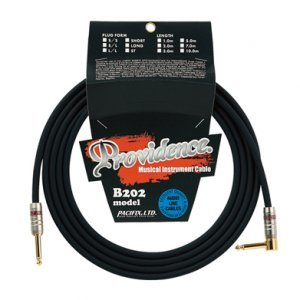"""Providence Instrument Cable B202 """"Bottomfreq'er"""" TS Angle 1m"""