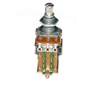 Audio Push-Pull Pot Split Shaft 250K