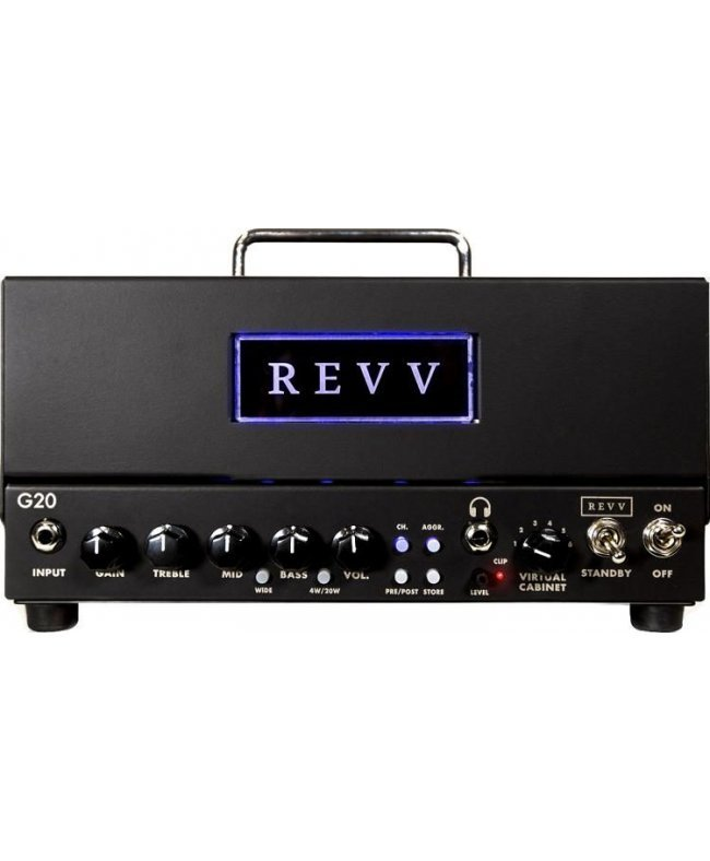 Revv Amplification G20 - All Tube Head Amp