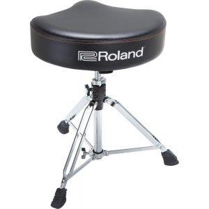 Roland Drum Throne Saddle with Rugged Vinyl - RDTSV