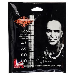 Rotosound Billy Sheehan Signature Set (BS66)