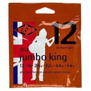 Rotosound Jumbo King Phosphor Bronze 012-54 (JK12)
