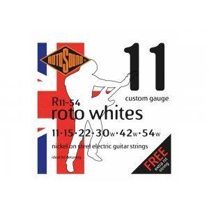 Rotosound Roto Whites 011-054 (R11-54)