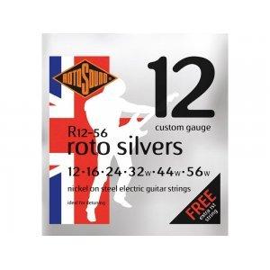 Rotosound Roto Silvers 012-56 (R12)