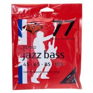 Rotosound Jazz Bass Flat 045-105 (RS77LD)