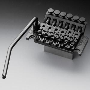 Schaller Tremolo Double Locking Black