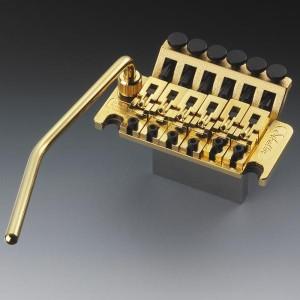 Schaller Tremolo Double Locking Gold
