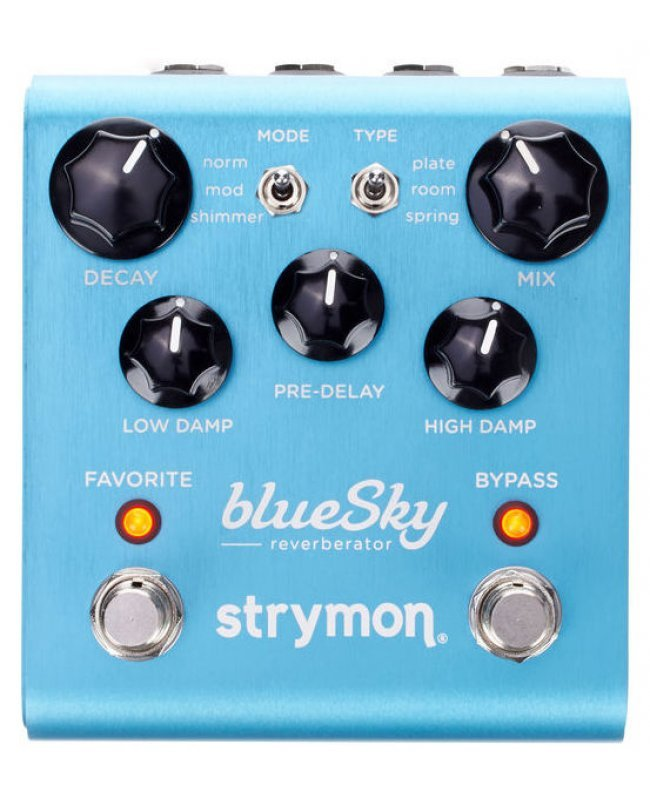 Strymon Blue Sky - Reverb REVERB