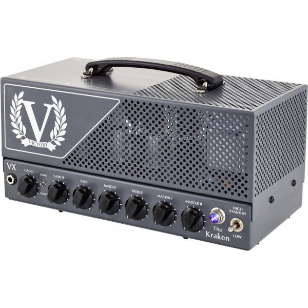 Victory Amplifiers VX The Kraken - 50 Watts 6L6 version