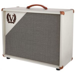 Victory Amplifiers V112WC - 75 Wide body open back 1x12 Celestion G12H 75 Creamback