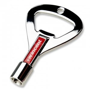 Wincent Rock Key Chrome
