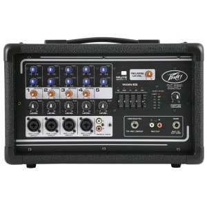 PEAVEY PV5300 50 Watt RMS Αυτοενισχυόμενη κονσόλα ήχου