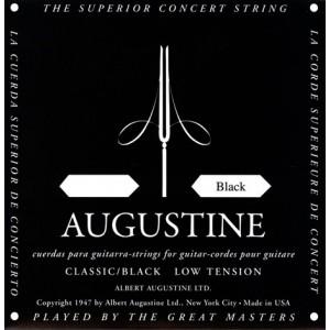Augustine Black6 Χορδή ΜΙ κλασσικής Ν.6