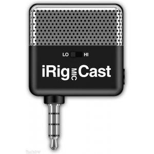 IK Multimedia iRig Mic Cast Πυκνωτικό μικρόφωνο