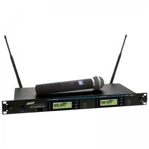 Ashton AWM300H UHF Σετ 2 ασύρματων μικροφώνων