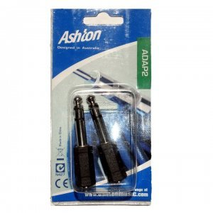 Ashton ADAP2 Mini Jack Female Mono - Jack Male Mono Αντάπτορας