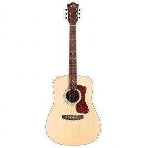 Guild D-240E Flame Mahogany Natural Satin Ηλεκτροακουστική κιθάρα