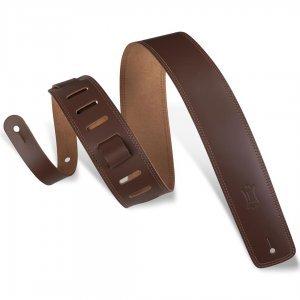 LEVY'S DM1-BRN Genuine Leather Brown 2.5