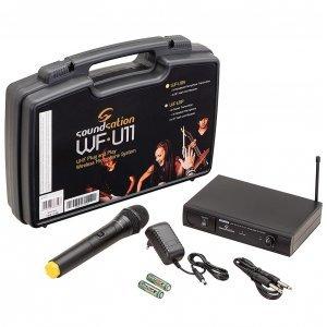 SOUNDSATION WF-U11HC Ασύρματο μικρόφωνο