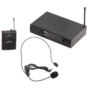 SOUNDSATION WF-U11PC UHF Headset Σετ ασύρματο μικρόφωνο