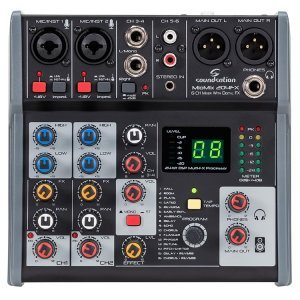 SOUNDSATION MIOMIX 204FX Κονσόλα ήχου